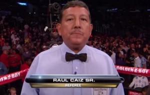 Raul Caiz Sr