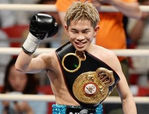 Kazuto Ioka WBA Champion