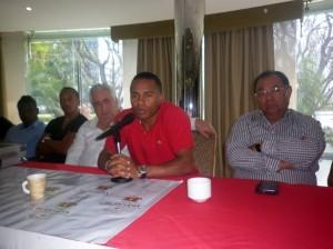 Anuncian retorno al ring de Liborio Solís en Panamá