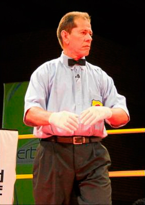 Uriel Aguilera Referee
