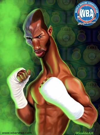 Bernard Hopkins Campeón Unificado de Peso Semi Completo AMB