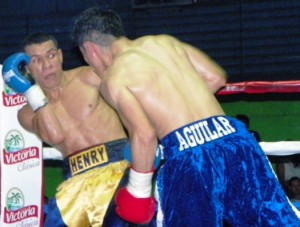 Maldonado noqueó al mexicano Aguilar