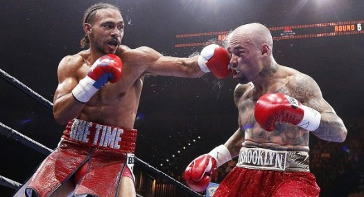 WBA World welterweight champion Keith Thurman was awarded Boxer of the Month for July by the World Boxing Association Rankings Committee. (Photo: PBC)