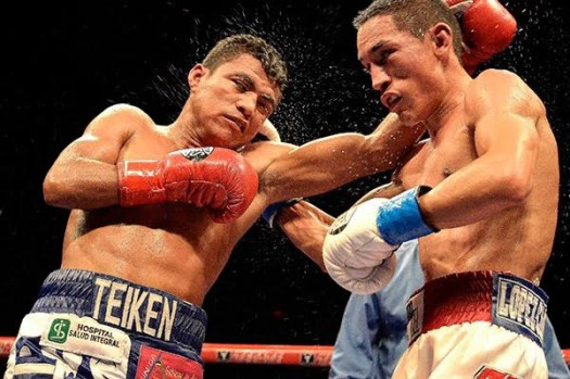 """""""I would like the rematch with Estrada,"""" said Chocolatito. """"I think that would be a good fight."""" (Photo: Courtesy)"""