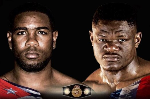 Kalenga always exudes confidence and he will likely bring the fight to Dorticos, despite the 30-year-old Cuban's history of KO power.