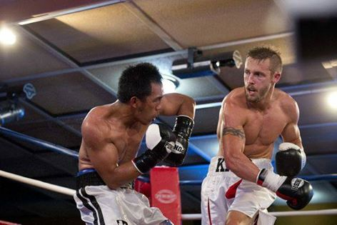 Toowoomba boxer Chris George defends title in June.