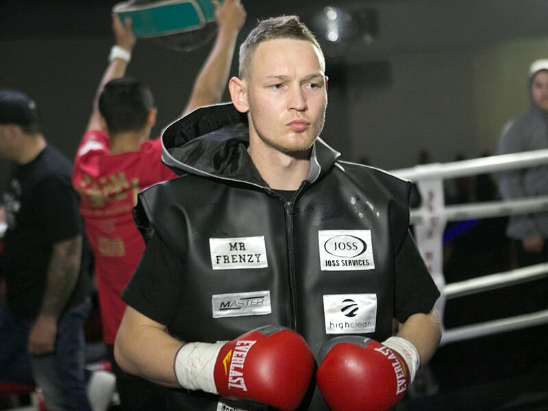 Kye McKenzie Defends East-West Title This Friday