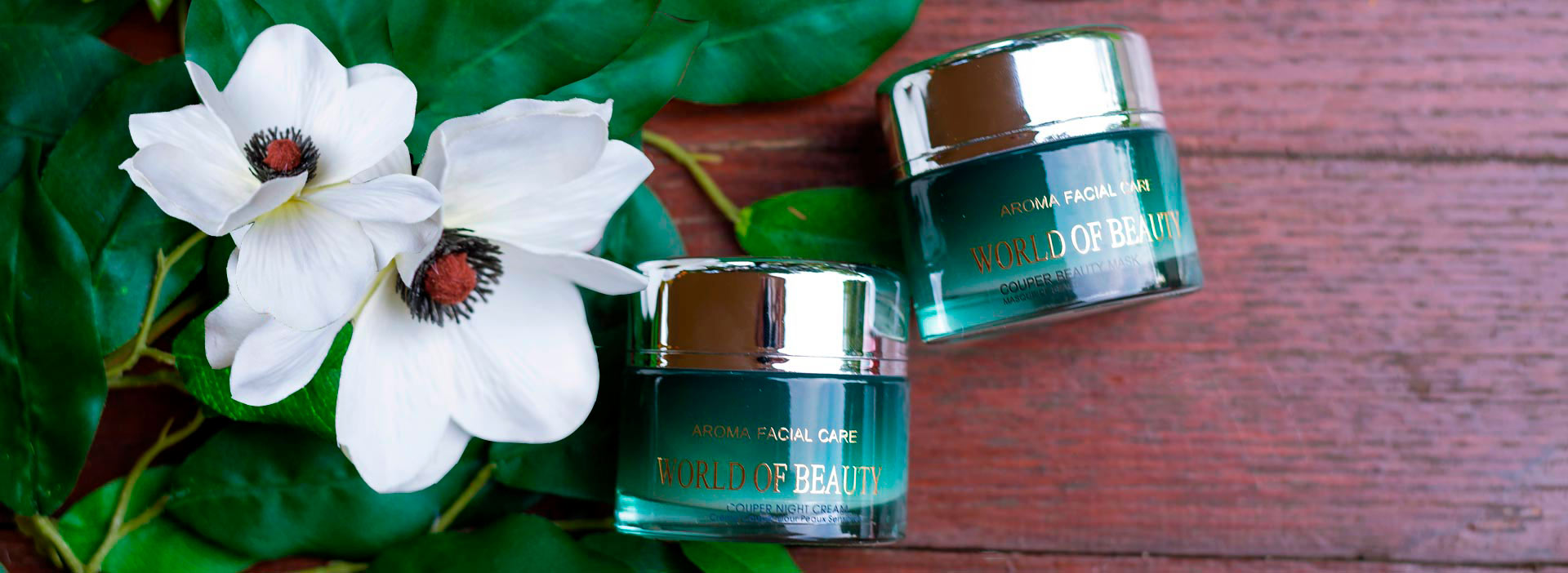 Organic cosmetic facial care