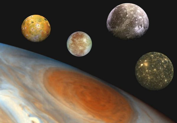 See Jupiter and Its Four Largest Moons Tonight – WBIW