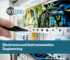 Electronics and Instrumentation-www.wbjee.co.in