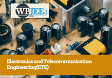 Electronics and Telecommunication Engineering(ETE)-www.wbjee.co.in