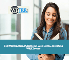 Top 10 Engineering Colleges in West Bengal accepting WBJEE score-www.wbjee.co.in