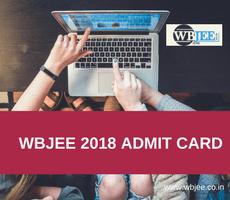 wbjee admit card - www.wbjee.co.in