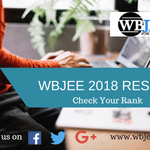 WBJEE 2018 RESULT-www.wbjee.co.in