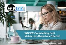 WBJEE Counselling Seat Matrix List-Branches Offered-www.wbjee.co.in
