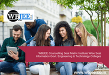 WBJEE Counselling Seat Matrix Institute Wise Seat Information Govt. Engineering & Technology Colleges