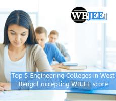 Top 5 Engineering Colleges West Bengal