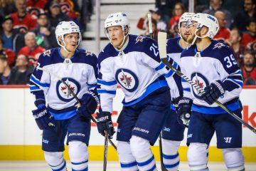 NHL Top 50 Winnipeg Jets 2017-18 Season