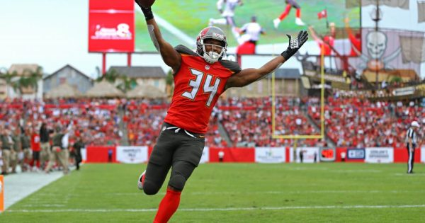 Tampa Bay Buccaneers Week 10