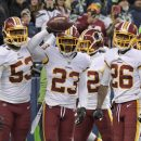 Washington Redskins Week 9