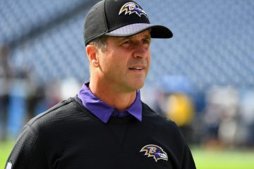 Baltimore Ravens Look Ahead