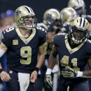 Brew Brees and New Orleans Saints