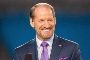Bill Cowher and New York Giants