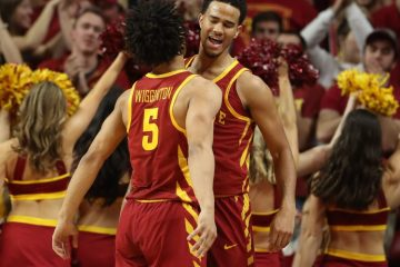 Iowa State Cyclones Top 25