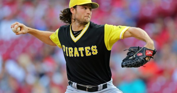Houston Astros looking at Gerrit Cole