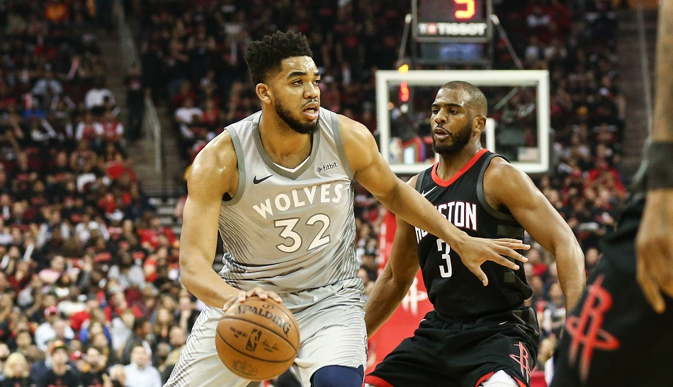 NBA Rumors: Karl-Anthony Towns Headed To Philadelphia 76ers?