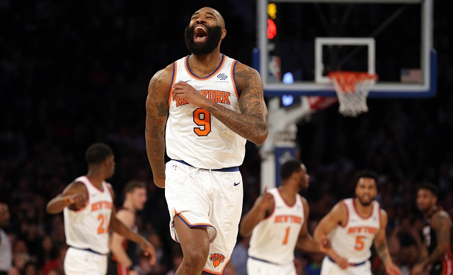 NBA Rumors: Should The Golden State Warriors Sign Kyle O'Quinn?