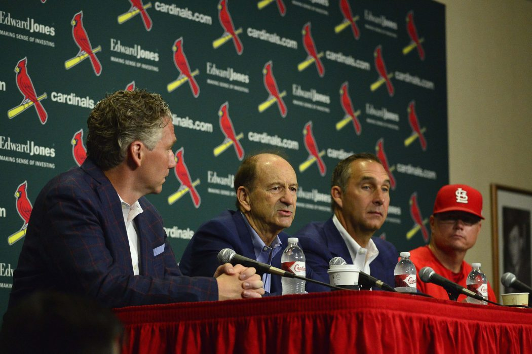 St. Louis Cardinals: Blame the Cards front office for woes, not Mike Matheny