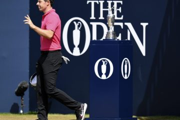 Rory McIlroy The Open Championship
