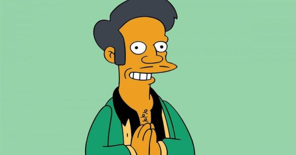 Entertainment- The Simpsons set to remove Apu