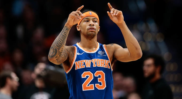 New York Knicks: What Will Happen To Enes Kanter and Trey Burke?