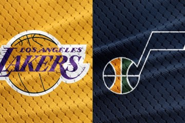 NBA Los Angeles Lakers at Utah Jazz