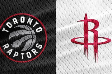 NBA Toronto Raptors at Houston Rockets