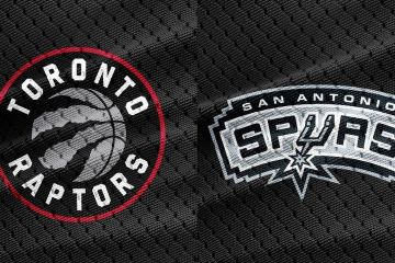 NBA Toronto Raptors at San Antonio Spurs