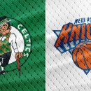 NBA Boston Celtics at New York Knicks