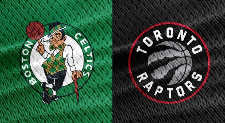 NBA Boston Celtics Toronto Raptors