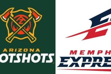 AAF Arizona Hotshots at Memphis Express
