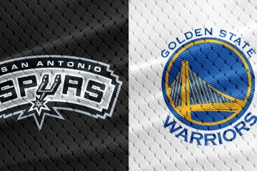 NBA San Antonio Spurs Golden State Warriors