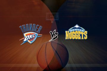 NBA Oklahoma City Thunder Denver Nuggets