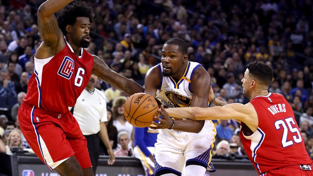 NBA Playoffs Live Stream: Watch Golden State Warrior vs Los Angeles Clippers Online