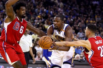 NBA Los Angeles Clippers Golden State Warriors