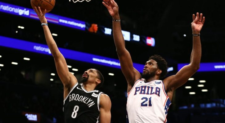NBA Brooklyn Nets Philadelphia 76ers