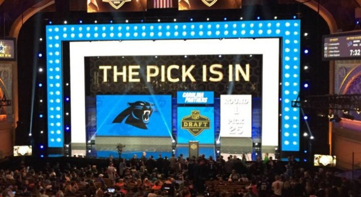 Carolina Panthers Draft Talk
