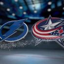NHL Playoffs Columbus Blue Jackets Tampa Bay Lightning