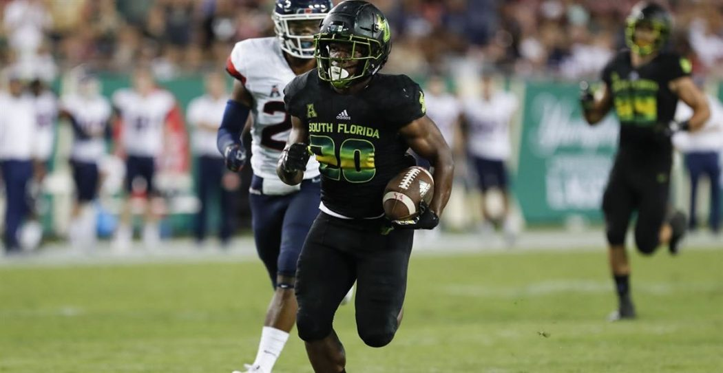 USF Bulls Player Profile: Running Back - Johnny Ford