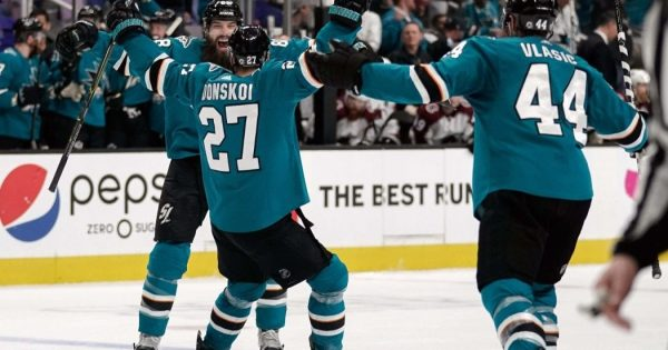 NHL San Jose Sharks